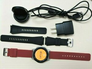 Samsung Galaxy Watch SM-R800 46mm Silver Case