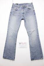Lee Denver bootcut custom jeans usato (Cod.D909) Tg.44 W30 L34
