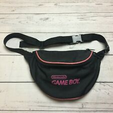 Official Nintendo NES Game Boy Hip Pouch Carrying Case Fanny Pack