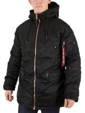 Alpha Nylon Regular Size Coats & Jackets for Men