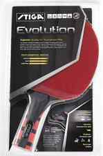 Stiga Evolution Racket Table Tennis Paddle, Ping Pong, Quality High Performance