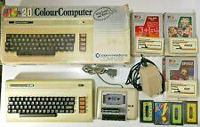 COMMODORE VIC 20 FUNZIONANTE BOX GIOCHI ALIMENTATORE CARTUCCE no c64 128 amiga