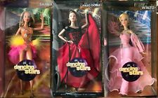 3-Piece Barbie Collection Dancing with The Stars Paso Doble, Waltz & Salsa Doll