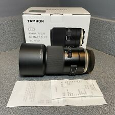 Tamron SP F017 90mm G2 f/2.8 VC Di USD Lens For Canon
