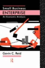Small Business Enterprise: An Economic Analysis-ExLibrary