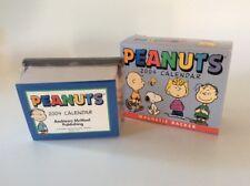 Snoopy, Peanuts, 2004 Calendar NIB