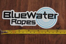 Blue Water Ropes Climbing Sticker Decal Bluewater