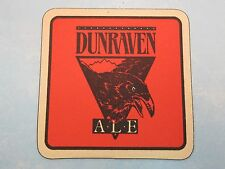 Old Beer Coaster ~*~ CooperSmith's Pub & Brewery Dunraven Amber Ale ~*~ COLORADO