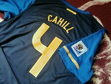 Jersey Australia nike Tim Cahill 2010 world cup WC10 (XL) shirt away vintage