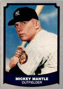 1988 PACIFIC LEGENDS MICKEY MANTLE NEW YORK YANKEES #7