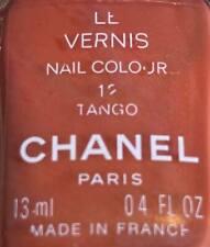 chanel nail polish 12 tango rare limited edition 2002