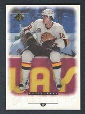 Pavel Bure 1990 Upper Deck Premier SP Insert card # 16 of 30