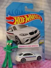 2016 BMW M2 #200 ☆white; pr5 ☆FACTORY FRESH☆2019 i Hot Wheels L/M