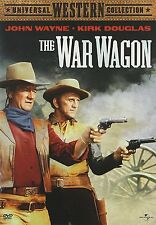 The War Wagon ( John Wayne, Kirk Douglas, Howard Keel, Keenan Wynn, Bruce Dern