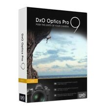 DxO Optics Pro 9 Elite, Lizenz;  besser als Lightroom; Windows/Mac