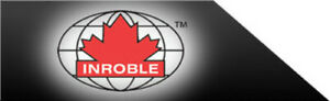 Disc Brake Rotor Front Inroble International BR575128