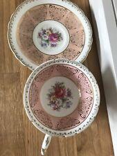 Paragon Tea Cup And Saucer Vintage Floral