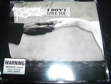 My Chemical Romance I Don't Love You Rare Australian 3 Track CD Single