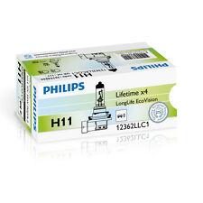 Philips H11 12V 55W PGj19-2 LongerLife ECOVision 1St. 12362LLECOC1
