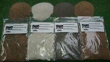Basing Sand Multipack 4 x 100g Packs - Different Types- Warhammer Diorama Hornby