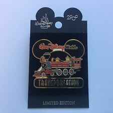 WDW - Transportation Series 2000 - Train Limited Edition 5000 Disney Pin 2467