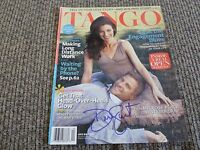Doug Savant Melrose Place Signed Autographed 8.5X11 Magazine PSA Guaranteed F8