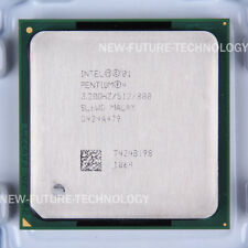 Intel Pentium 4 HT (RK80532PG088512) SL6WE SL6WG SL792 CPU 800/3.2GHz Socket 478