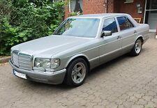Mercedes W126 Oldtimer Top Zustand rostfrei