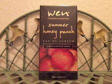 WEN SUMMER HONEY PEACH 3.4 OZ PERFUME ~~NIB~~SEALED