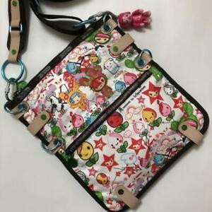 LeSportsac tokidoki collaboration shoulder bag rare limited mascot Women #M7519