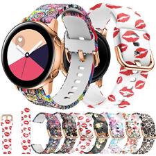 20mm 22mm Silicone Watch Bracelet Strap For Garmin Vivoactive 4 3 Music Venu sq