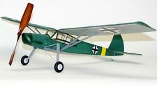 Krick Fieseler 156 Storch Flugmodell Balsabausatz - ds308