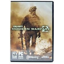 Call Of Duty Modern Warfare 2 PC Video Game 2009 Windows Vista XP Guc