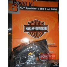Moto Harley Davidson XL Sportster 1200 C 2000 +fascic.8 MODELLINO DIE CAST 1:18