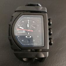 Oakley Fuse Box Swiss Made Watch