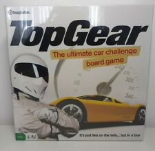 Top Gear The Ultimate Car Challenge Board Game **NEW & SEALED**
