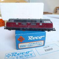 ROCO 23257 N 4-achsige Diesellok BR V 200 035 der DB Epoche 3, neuwertig in OVP