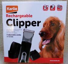 Schermaschine aufladbar Hund, Haustiere