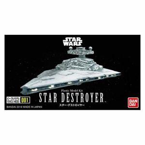 Bandai Star Wars Star Destroyer 1:14500 Scale Model Kit
