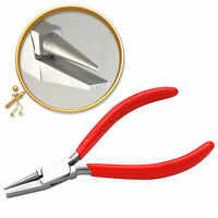 Forming Round and Flat nose pliers Ring Wire Bending Looping Jewellery Tools