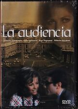 Marco Ferreri: LA AUDIENCIA con Claudia Cardinale, Vittorio Gassman AGOTADA