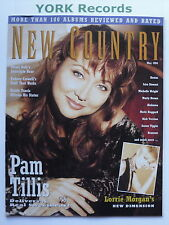 NEW COUNTRY MAGAZINE - May 1994 - Pam Tillis / Lorrie Morgan / Rodney Crowell