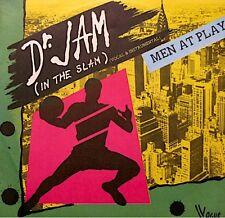 ++MEN AT PLAY dr jam/instrumental SP 1983 VOGUE RARE EX++