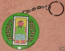 """2 1/4"""" Jersey Devil at the shore Keychain"""
