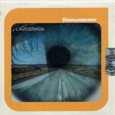 TIROMANCINO raro CD Single PROMO 1 traccia L'AUTOSTRADA