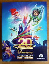 Disney Game 20th Anniversary Complete Binder / Album inc 110 cards ~ New ~ Rare