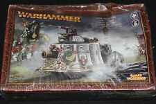 Games Workshop Warhammer The Empire Steam Tank Metal New Sealed WH40K Fantasy