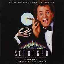 """Elfman, Danny""-Scrooged Ost  (US IMPORT)  CD NEW"