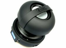 X-mini Rave Portable Capsule Speaker With Fm Radio and bluetooth.