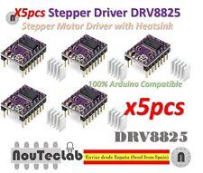 5pcs Stepstick DRV8825 Stepper Motor Driver Reprap RAMPS replace A4988